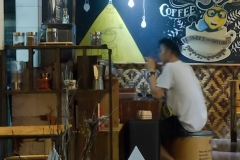 Mr Bee Coffee Anyer21